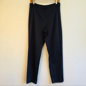 Eileen Fisher Vintage Twill Pant in Blue